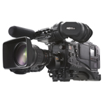 Panasonic BTS AJ-HPX2000PJ Shoulder Mount HD Camcorder